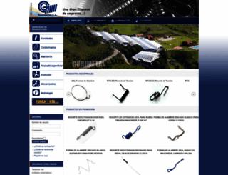 gurimetal.com screenshot