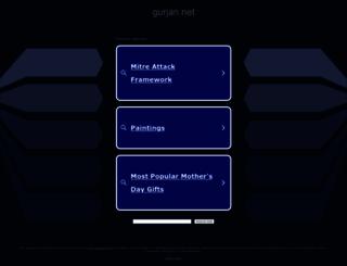gurjari.net screenshot