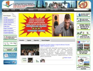 gurultu.cevreorman.gov.tr screenshot