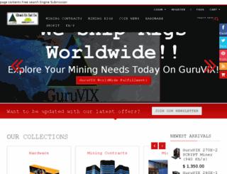 guruvix.com screenshot