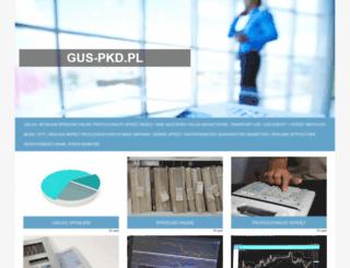 gus-pkd.pl screenshot