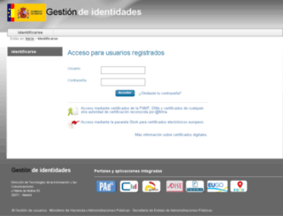 gusportales.redsara.es screenshot