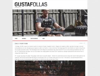 gustafollas.com screenshot