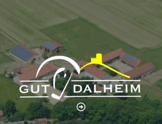 gut-dalheim.de screenshot