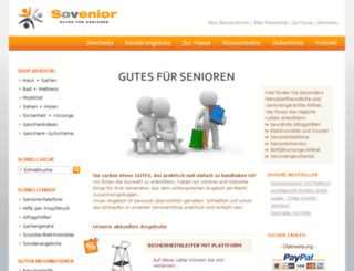 gutes-fuer-senioren.de screenshot