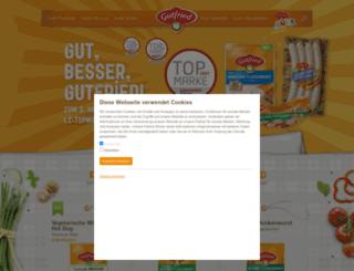 gutfried.de screenshot