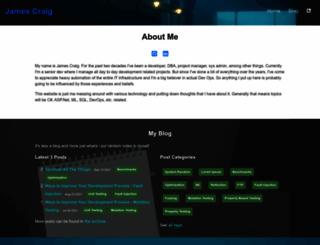 gutgames.com screenshot