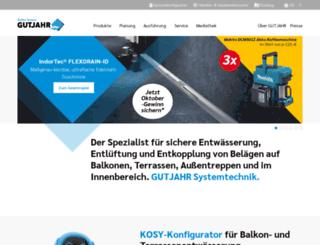 gutjahr.com screenshot
