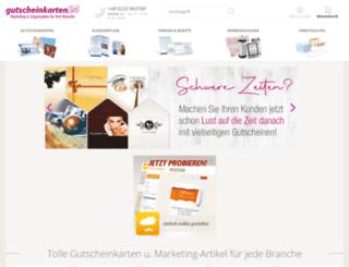 gutscheinkarten24.de screenshot
