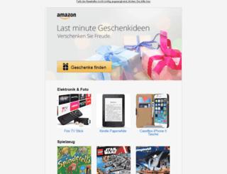 gutscheinseiten24.de screenshot