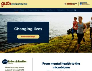 gutsweb.org screenshot