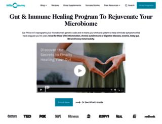 gutthrive.com screenshot