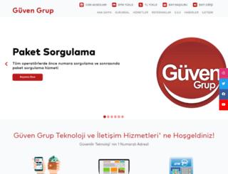 guvengroup.com.tr screenshot