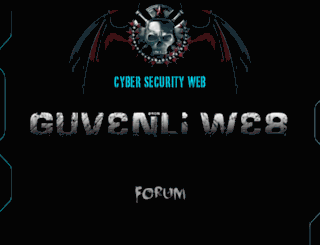 guvenli-web.org screenshot
