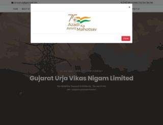 guvnl.com screenshot