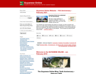 guyaneseonline.wordpress.com screenshot