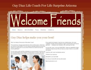 guydiaz.com screenshot