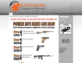 guymonchamber.com screenshot