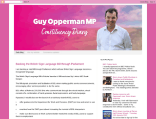 guyopperman.blogspot.com screenshot
