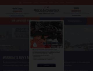 guysautomotive.com screenshot