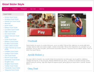 guzelsozlersoyle.com screenshot