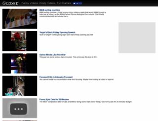 guzer.com screenshot