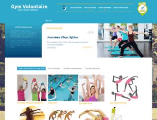 gv-sens.fr screenshot