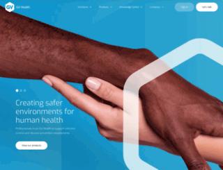 gvhealth.com screenshot