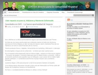 gvodirecto.com screenshot