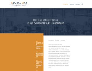 gw-corporation.com screenshot