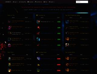 gw2bltc.com screenshot