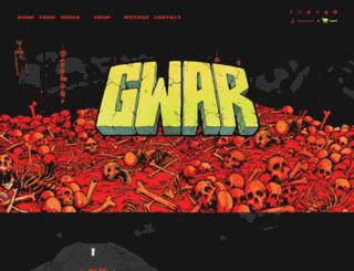 gwarbq.com screenshot