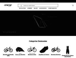 gwbicycles.com screenshot