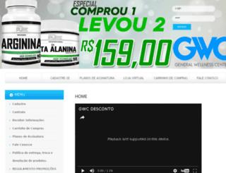 gwcdesconto.com.br screenshot