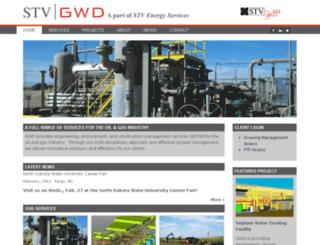 gwd.tricalyx.org screenshot