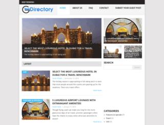 gwebdirectory.com screenshot