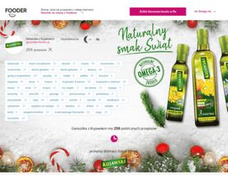 gwiazdka.fooder.pl screenshot