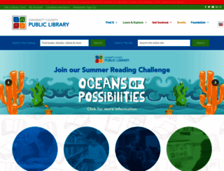 gwinnettpl.org screenshot