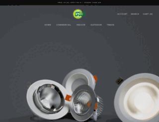 gws-led.co.uk screenshot