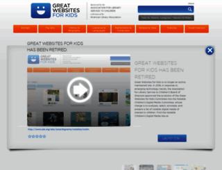 gws.ala.org screenshot