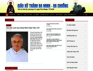 gxdaminh.net screenshot