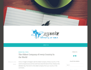 gyaniz.wordpress.com screenshot