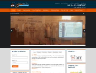 gyanpedia.in screenshot