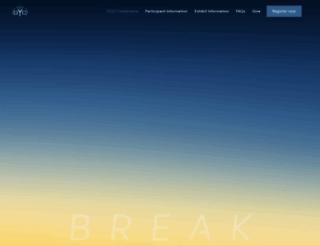 gycweb.org screenshot