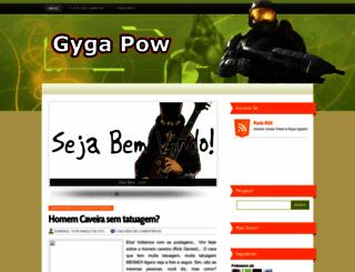 gygapow.blogspot.com screenshot