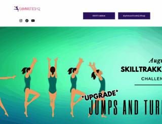 gymnasticshq.com screenshot