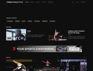 gymnastike.org screenshot