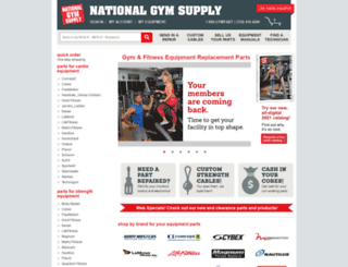 gympart.com screenshot