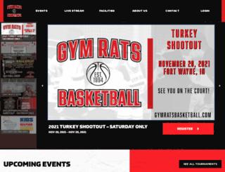 gymratsbasketball.com screenshot