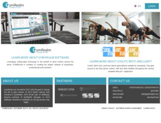 gymrealm.com screenshot